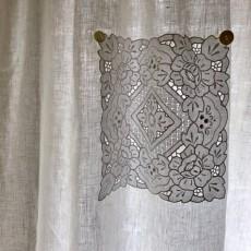 我が家のカーテン♡