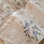 アンティークカーテン